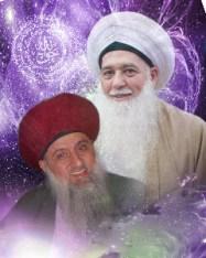 Shaykh Hisham and Shaykh Nurjan