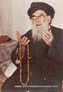Grand Shaykh Abdullah Daghestan Dua - pray -Green Jubba