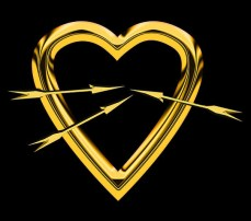 yellow-heart-with-arrows
