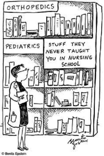 20 Funniest Nurse Cartoons That Speak Louder Than Words
