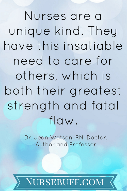50 NURSING QUOTES TO INSPIRE AND BRIGHTEN YOUR DAY