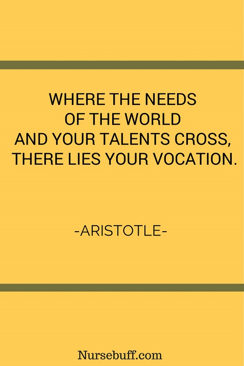 aristotle inspirational nursing quotes