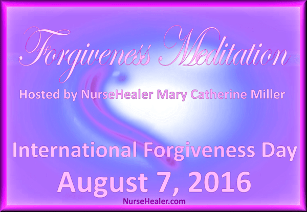 International Forgiveness Day Meditation
