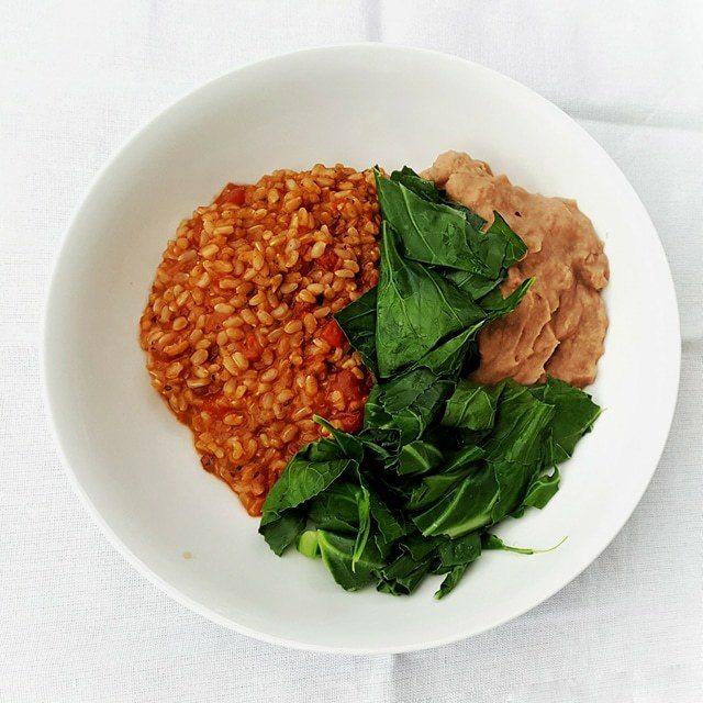 Tex-Mex Rice for Buddha Bowls