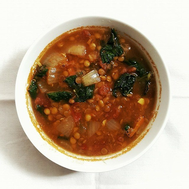 Everyday Lentil Soup