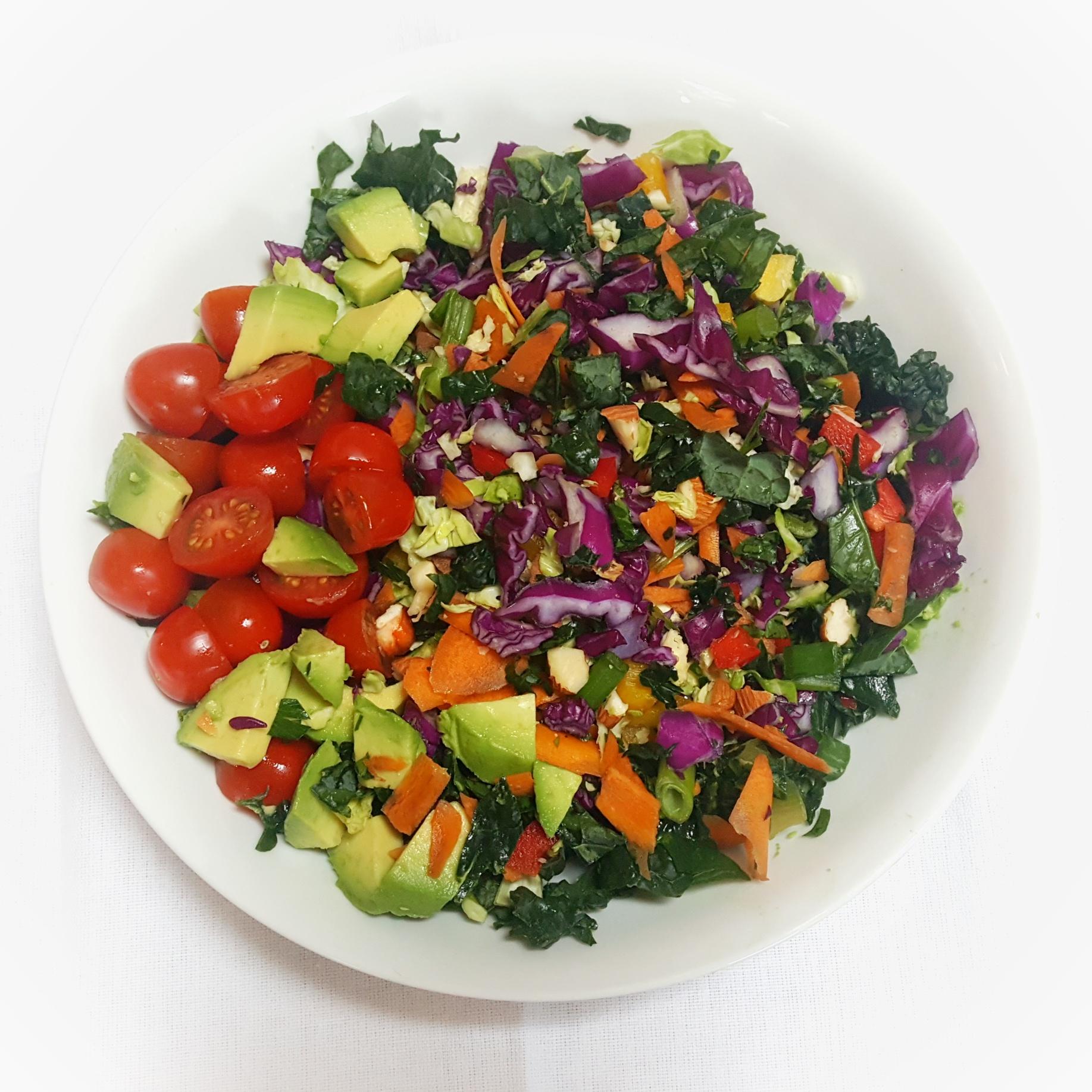 Hearty Detox Salad