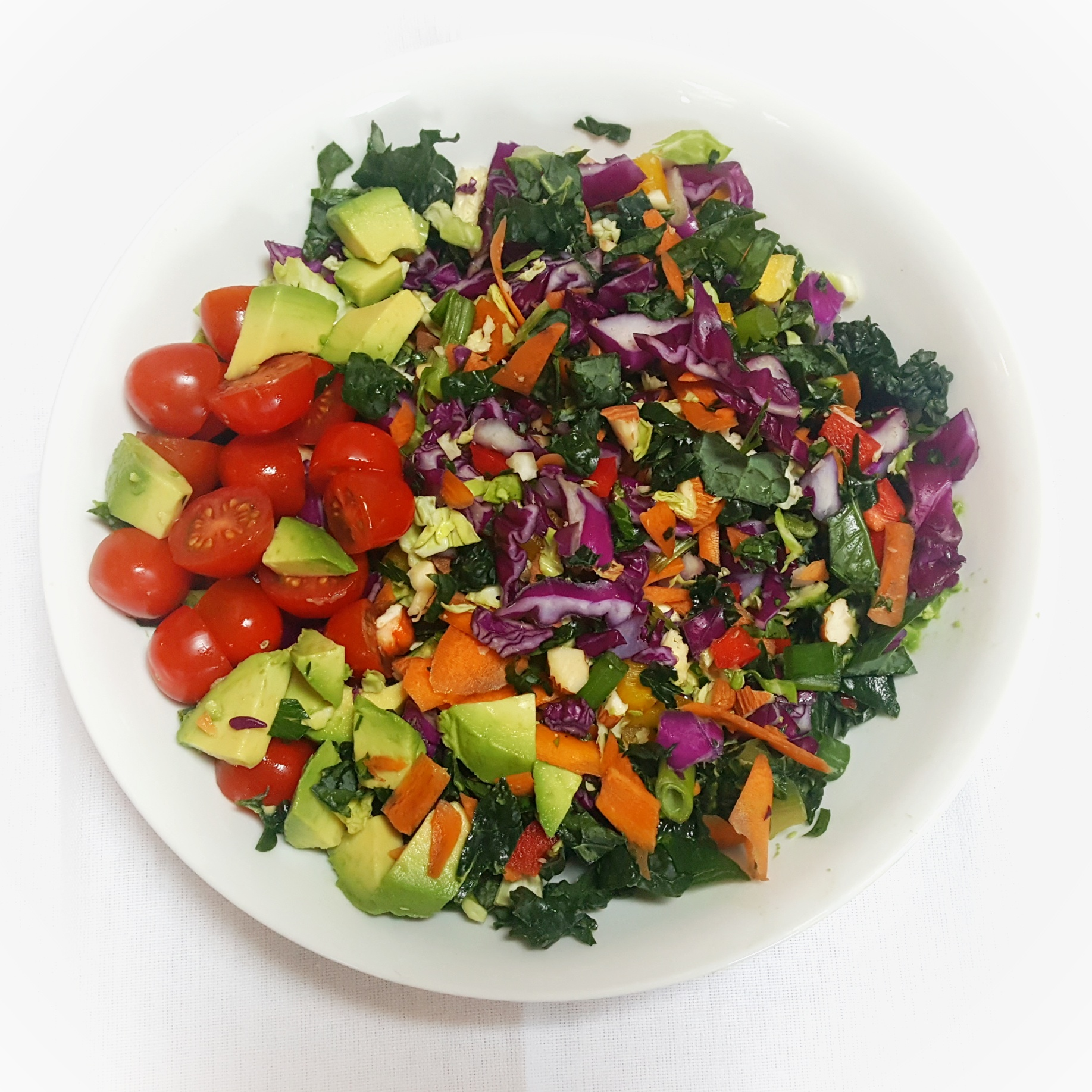 Hearty Detox Salad
