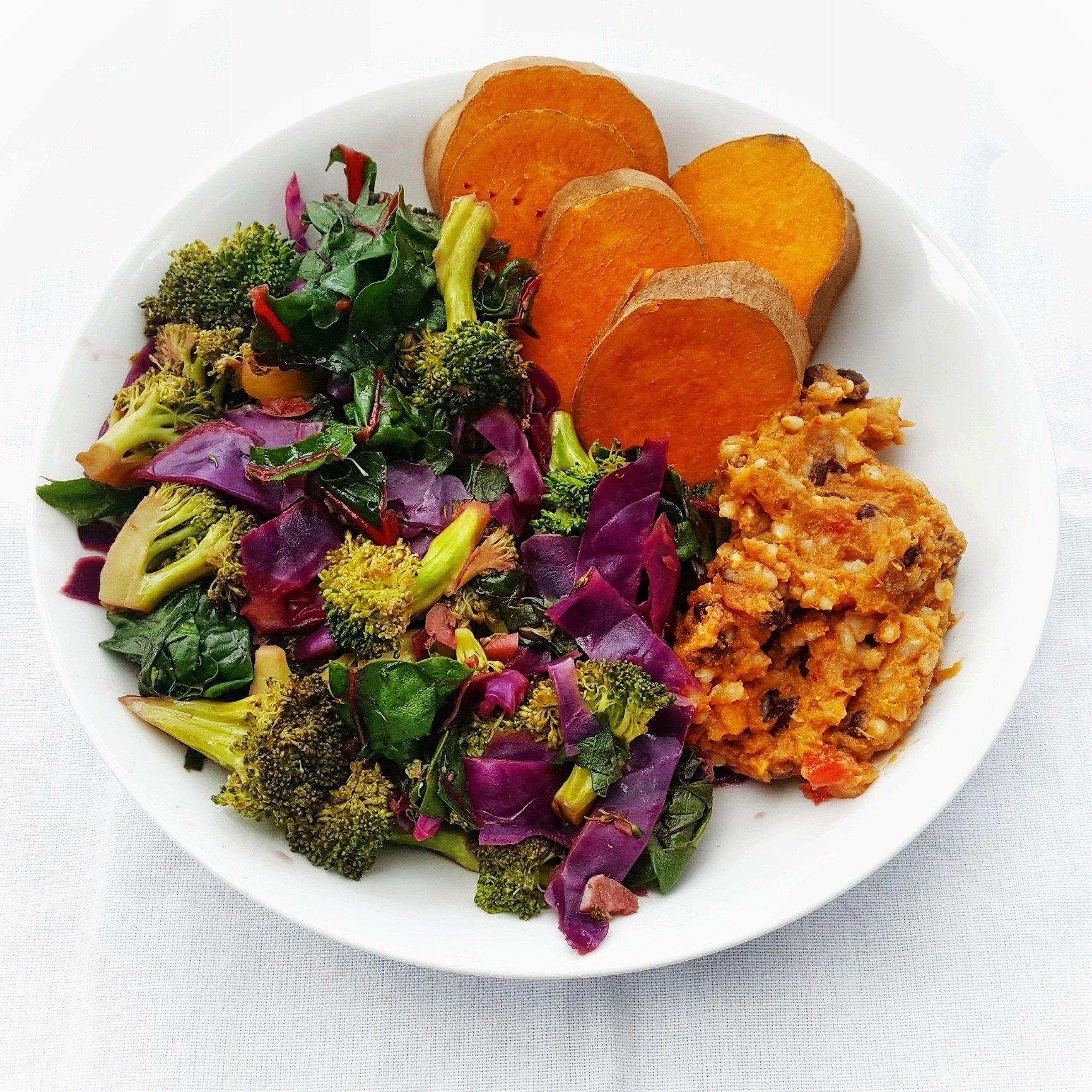 Warm Spring Salad