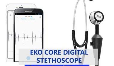 eko core digital stethoscope