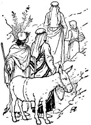 Abraham and Isaac Childrens Christian Stories