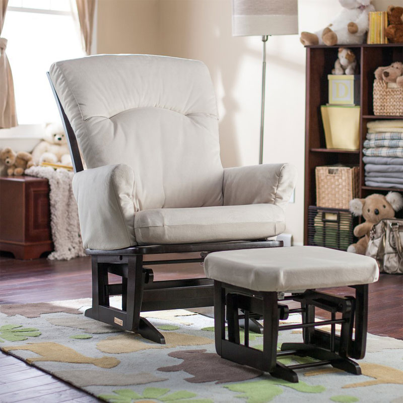 best chair for nursery rocking wooden reviewing the chairs of 2019 your baby hero dutailier glider