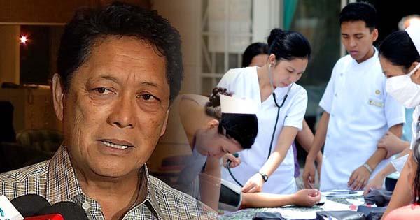 DOLE Secretary Bello on Nurses