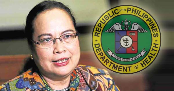 Sec. Ubial directs DOH hospitals not to require IVT