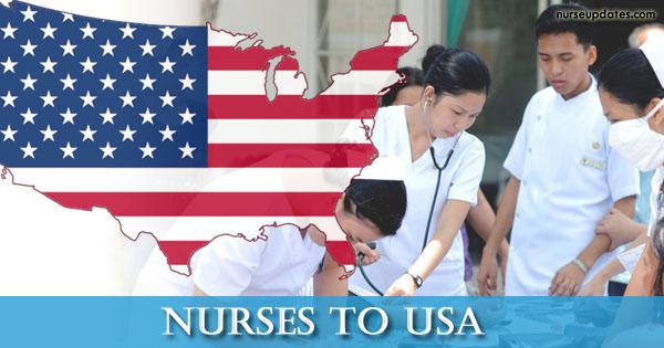 US employer needs staff nurses, monthly salary up to P400,000