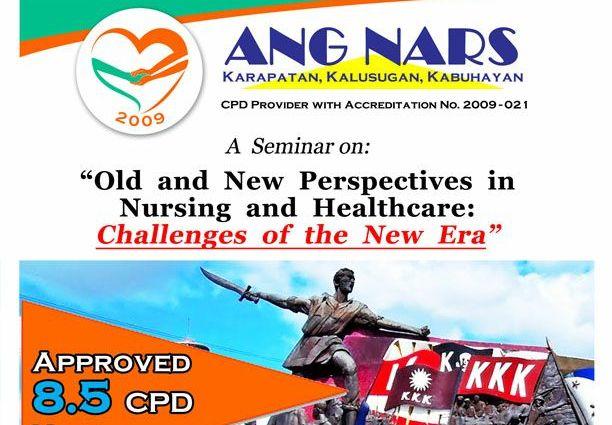 Ang Nars conducts CPD seminar for nurses