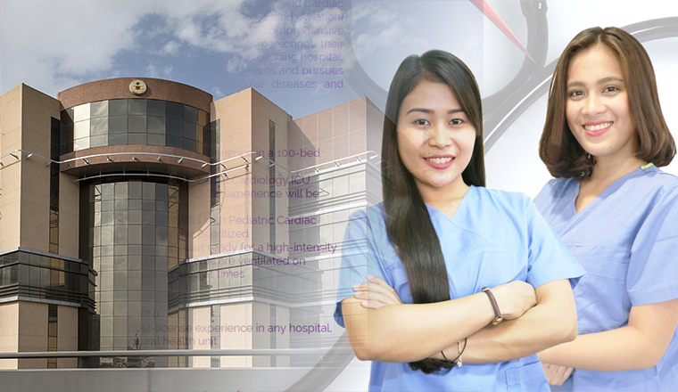Earn as much as P99,700 monthly at Prince Sultan Cardiac Center KSA