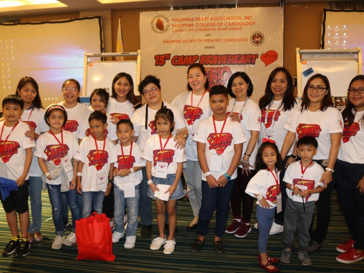 Allianz Supports Children Survivors of Heart Disease