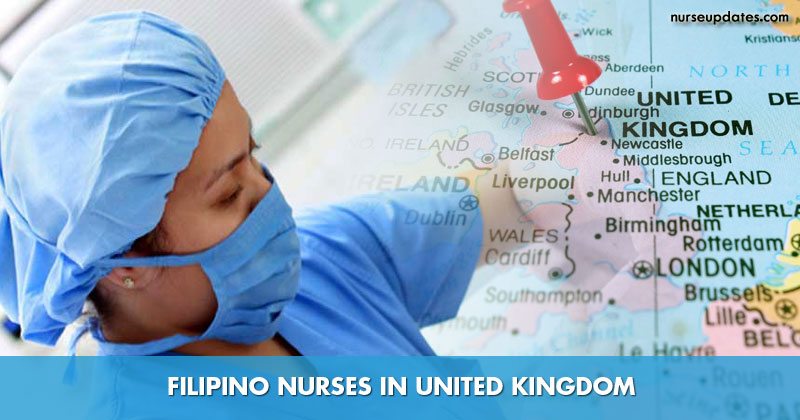 Filipino nurses in UK asks for 'additional protection' vs COVID-19