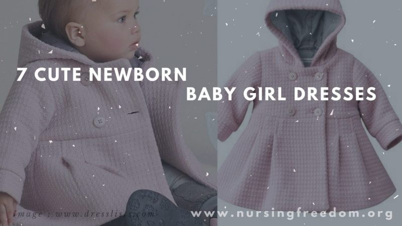 7 Cute Newborn Baby Girl Dresses