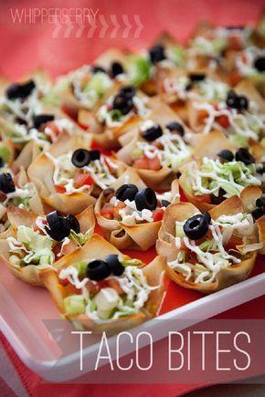 taco bites