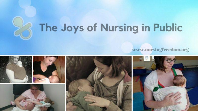 Joys of Nursing in Public