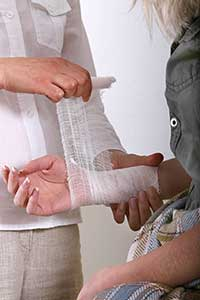 Proper Dressing Changes For Patients With Pressure Ulcers