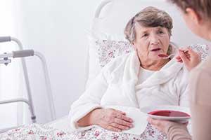 C. Diff Case With Nursing Home