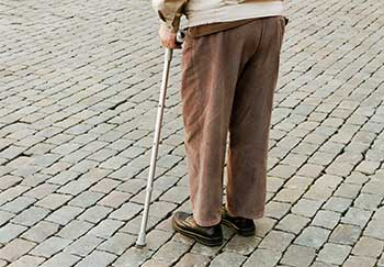 Patient Wandering from Nursing Home
