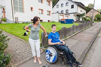 Disabled Children In Nursing Home