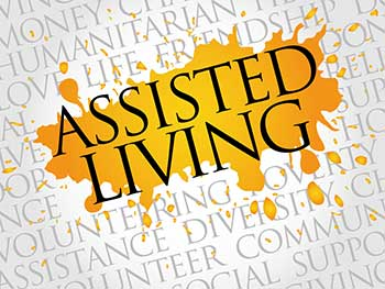 Death of resident at assisted living facility