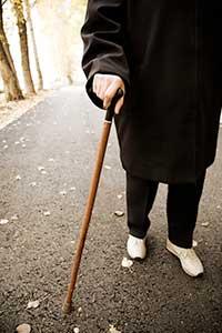 Senior Wanders into Death
