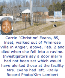 Investigation Of Nursing Home Residents Death