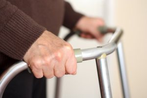 Preventing Falls is Safer for Residents