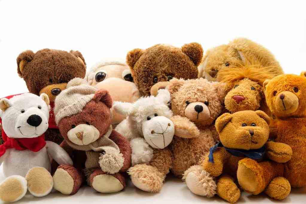 What to do with too many stuffed animals