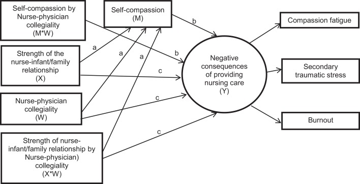 Negative Consequences of Providing Nursing Care in the