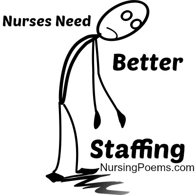 What its like trying to fix terrible Nurses Staffing