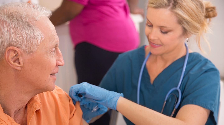 nursing and immunization