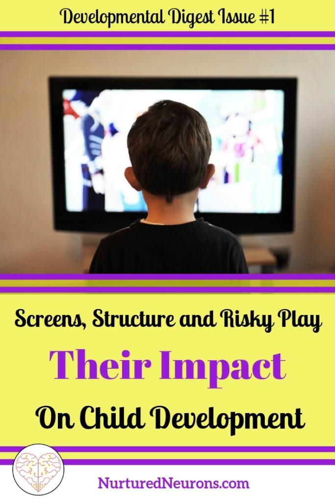 Developmental Digest Issue 1