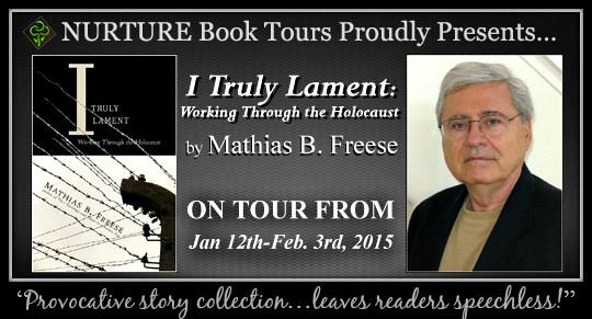 Lament Nurture Book Tour banner