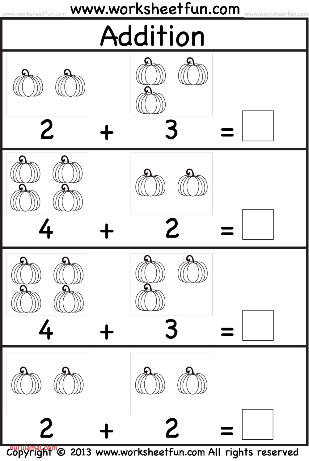 medium resolution of Number Skills K 5 Worksheets   Printable Worksheets and Activities for  Teachers