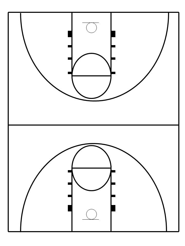 Best Photos Of Basketball Play Diagram Sheets Printable