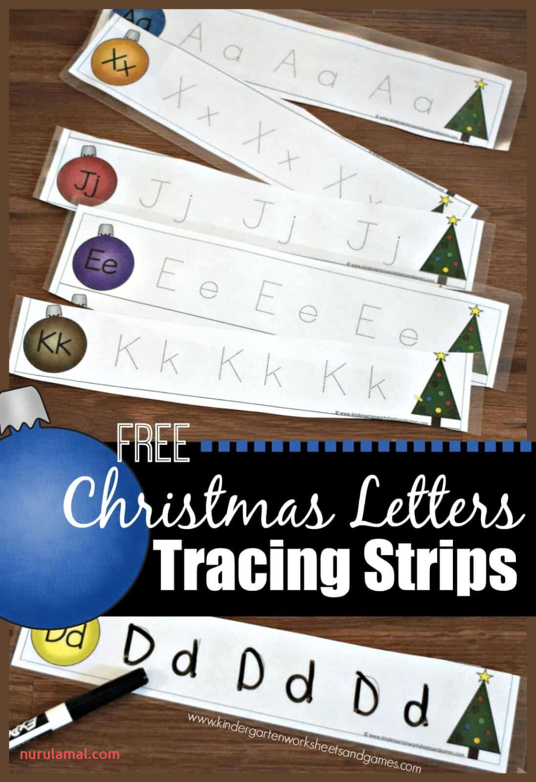 Free Handwriting Worksheets For Kids Trace