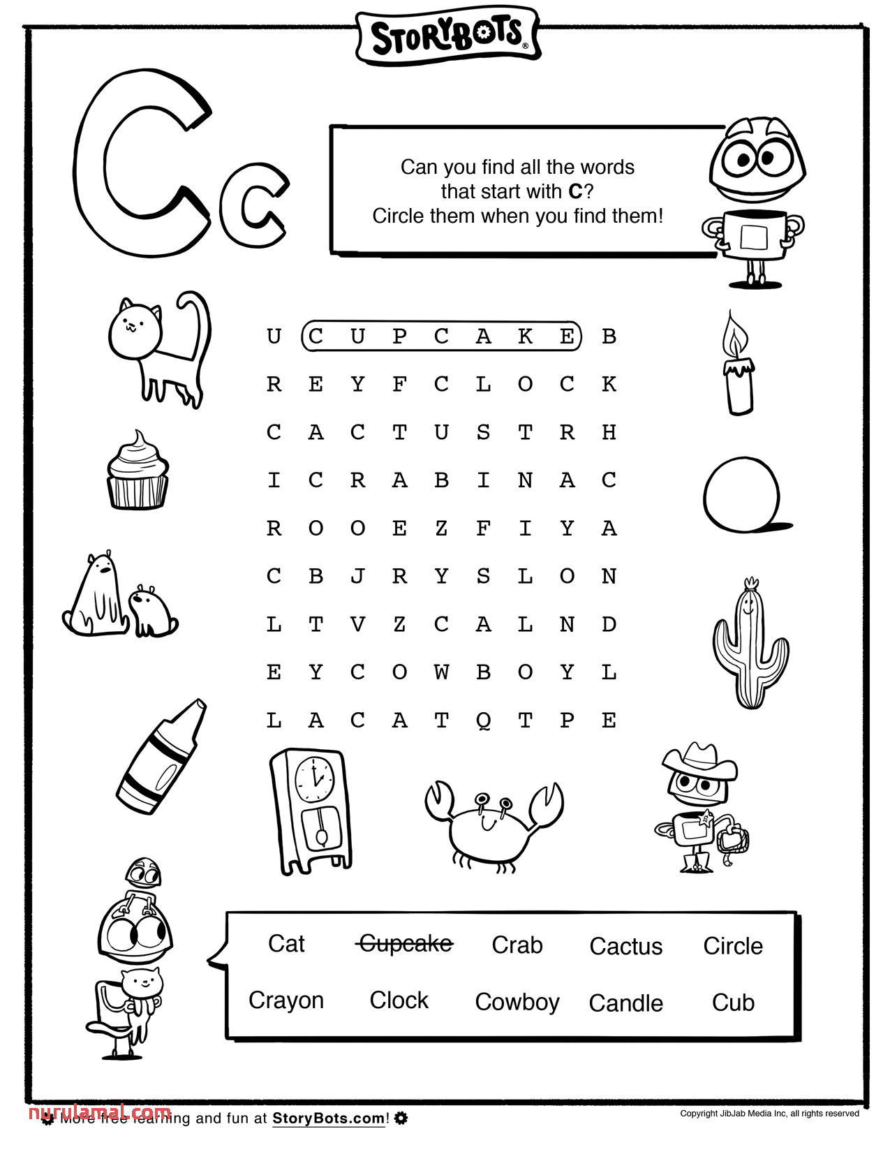 Alphabet Worksheets Urdu