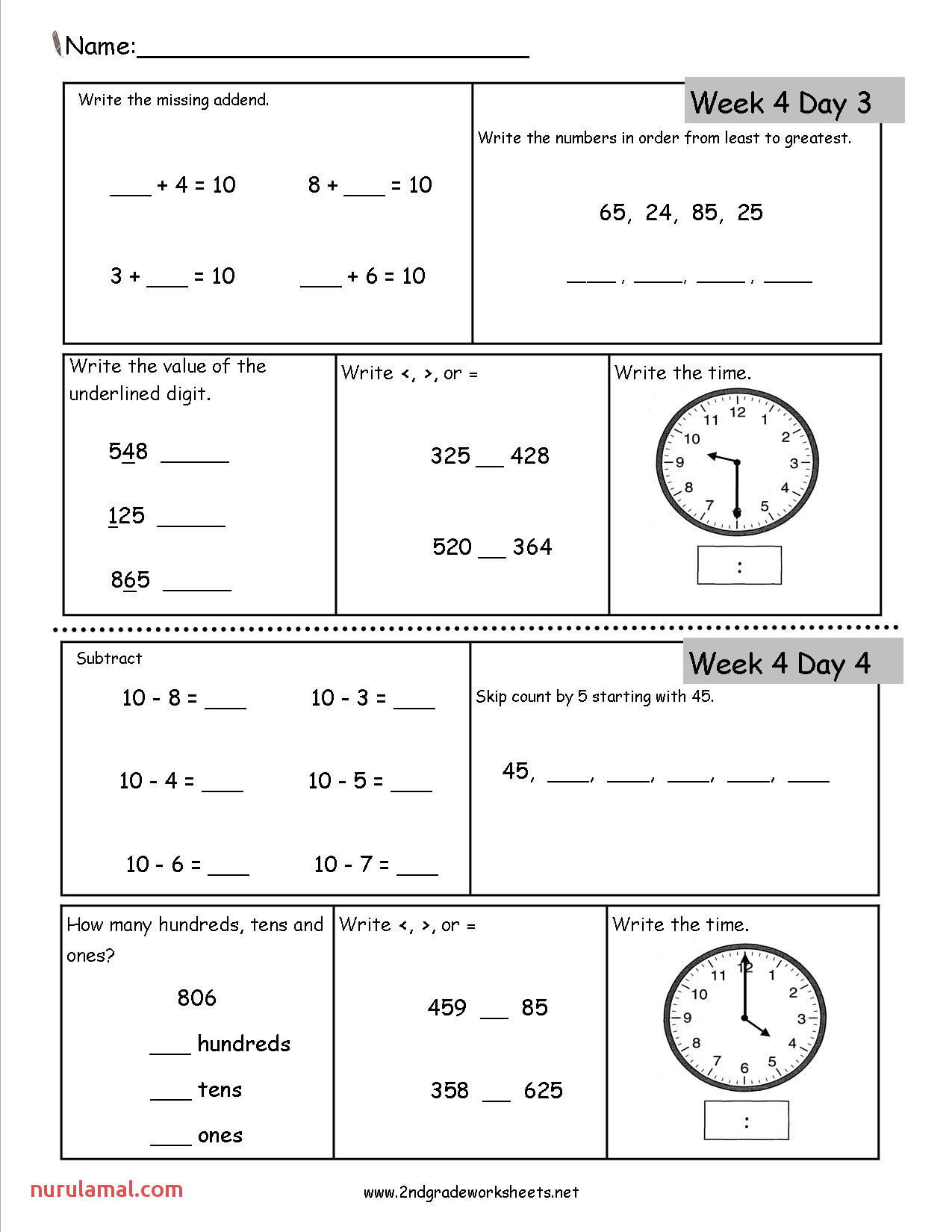 hight resolution of Sol Math Worksheets   Printable Worksheets and Activities for Teachers