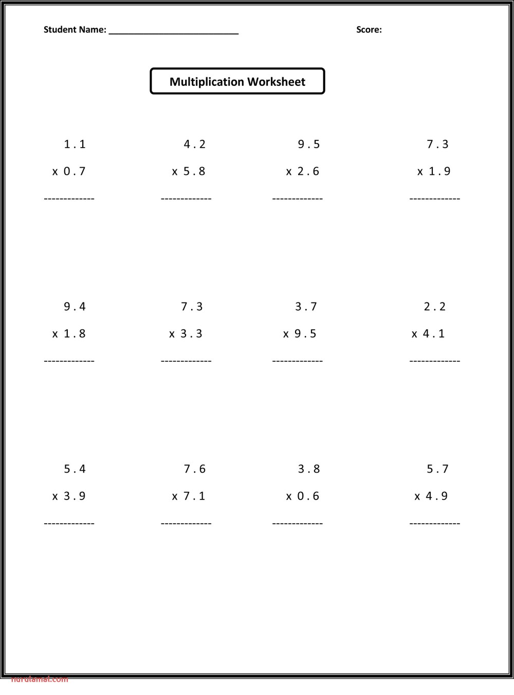 medium resolution of Atmosphere Math Worksheets   Printable Worksheets and Activities for  Teachers