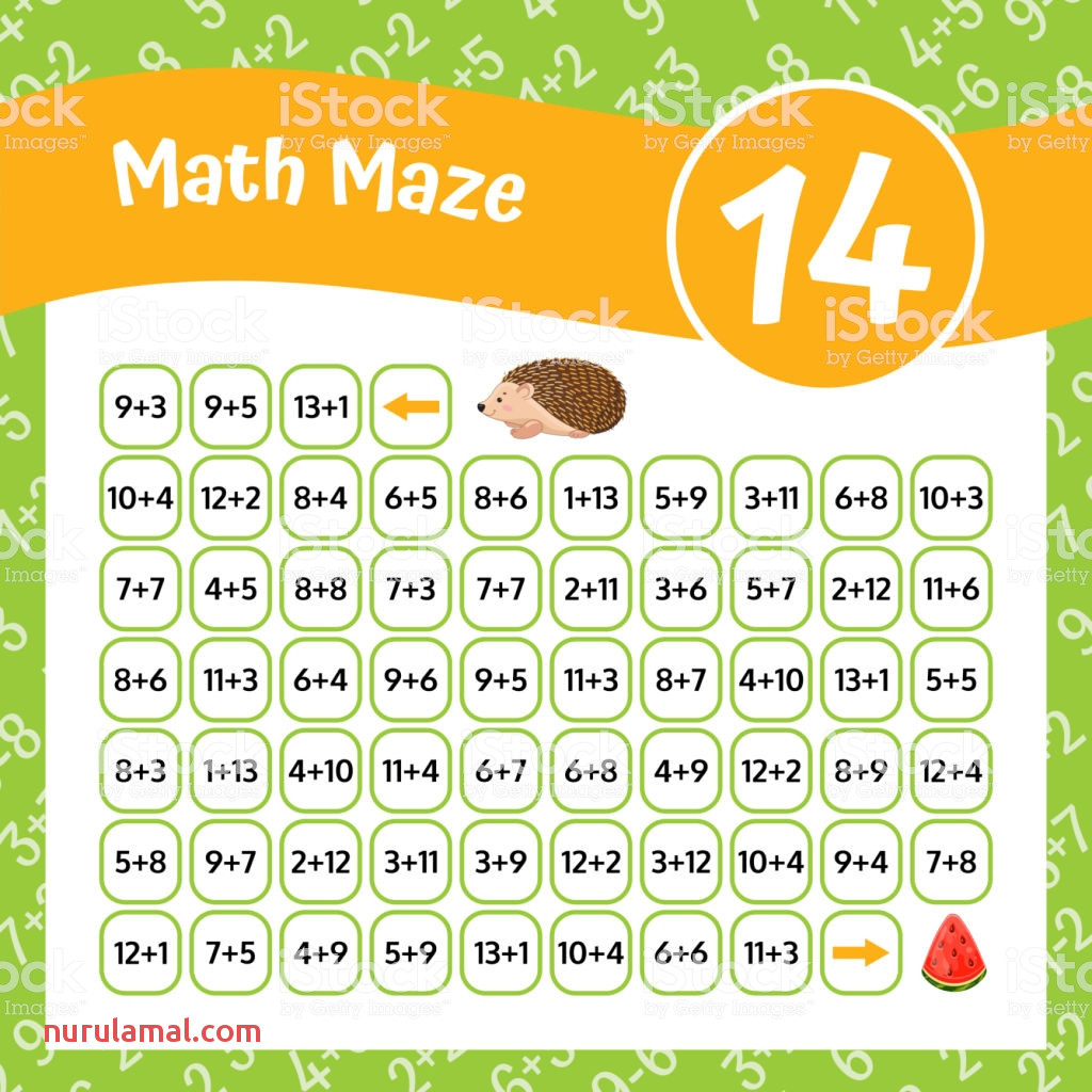 Fun Math Worksheets For 5th Ade Reading Free Printable
