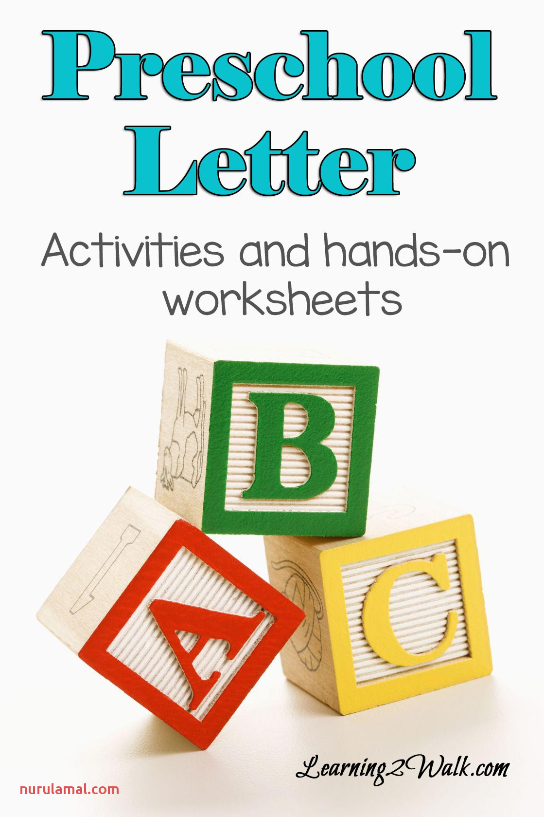 Paint By Letter Worksheet