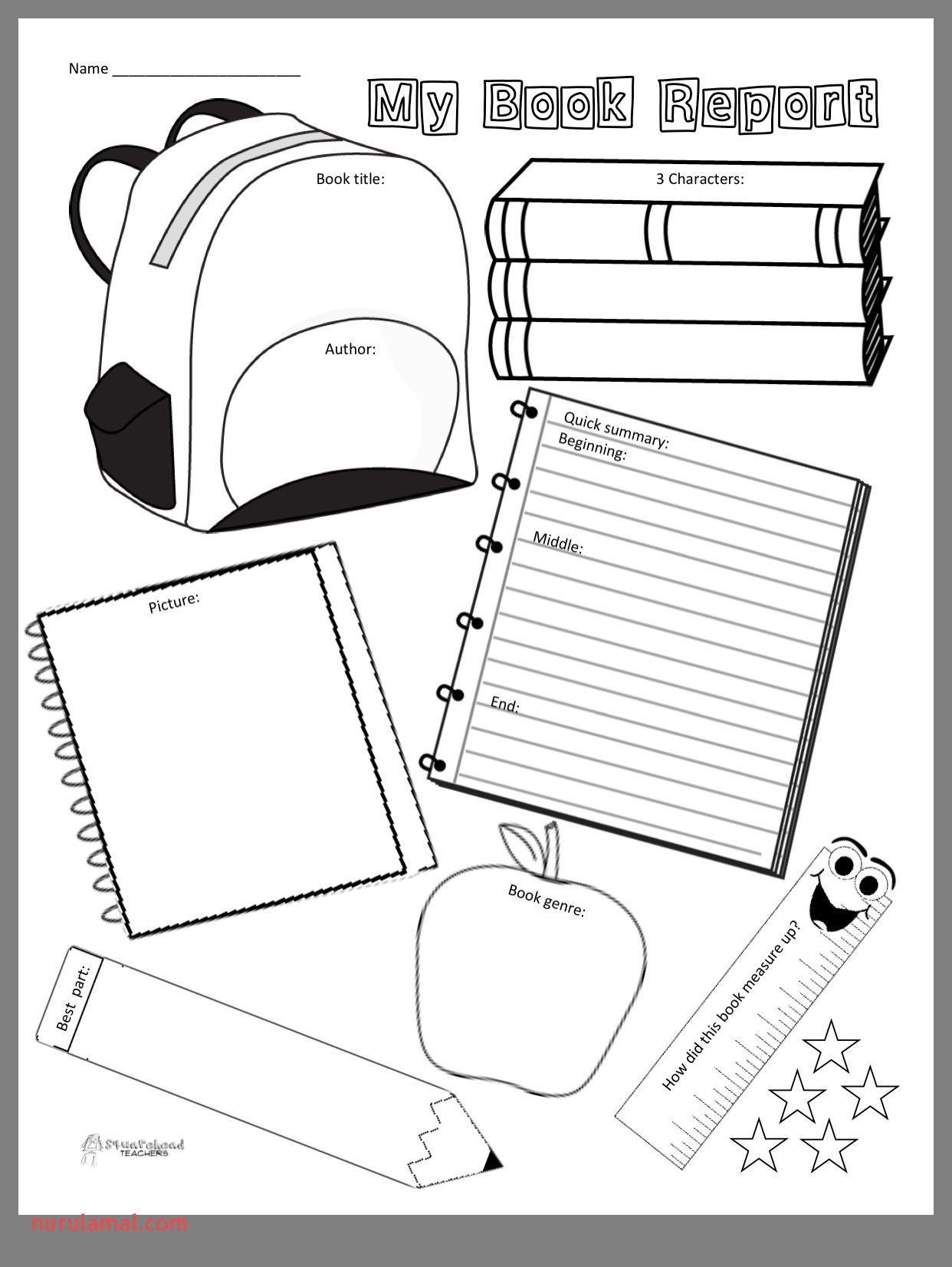 K2 Math Worksheet