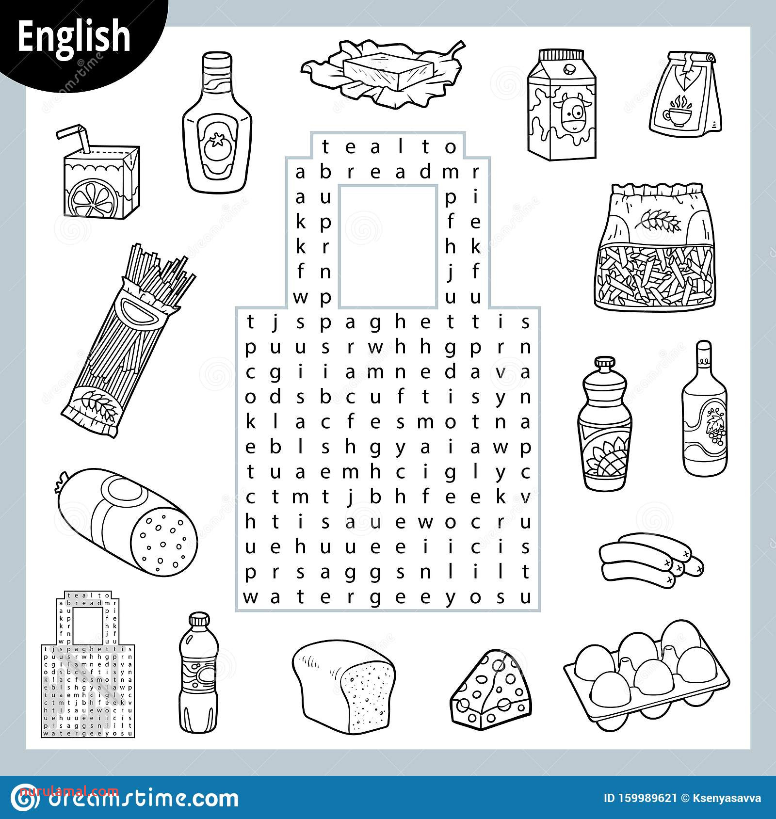 Free Crosswords For Kids Worksheet