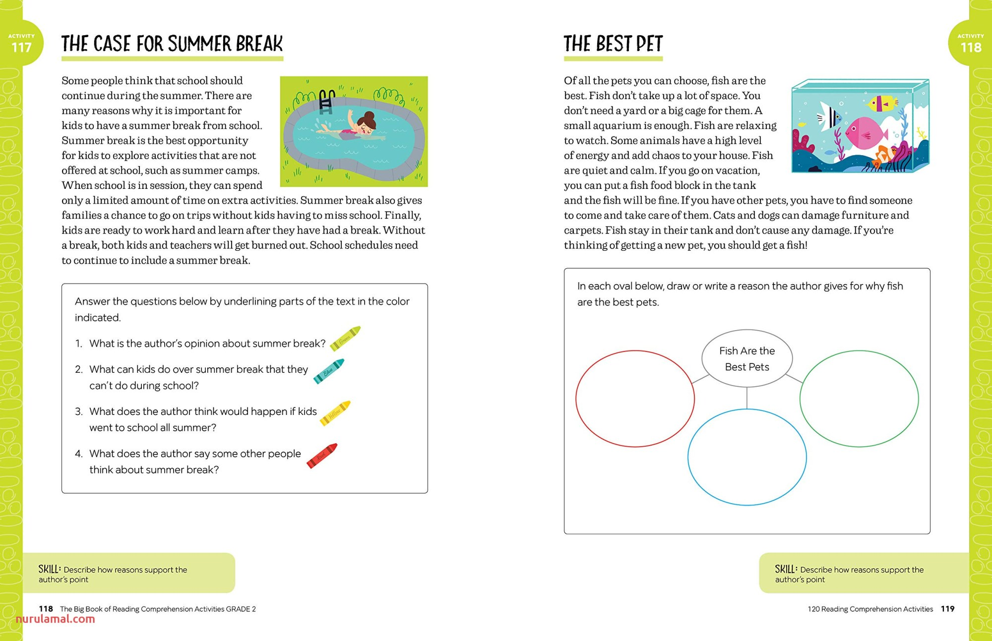 hight resolution of Short Story Prehension Worksheet   Printable Worksheets and Activities for  Teachers